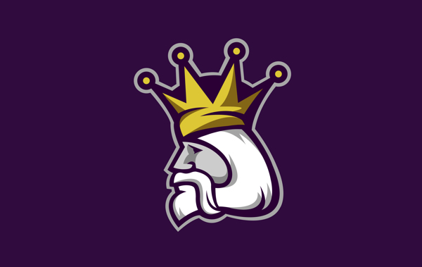 Los Angeles KINGS logo concept