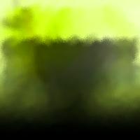 Vibrant Green Spray Paint Background