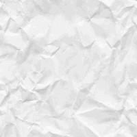 Light White Wrinkled Paper Textures