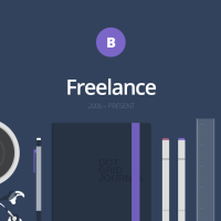 Flat Web Design Examples