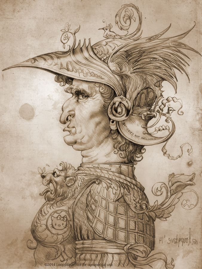 leonardos_sketchbook_by_loopydave