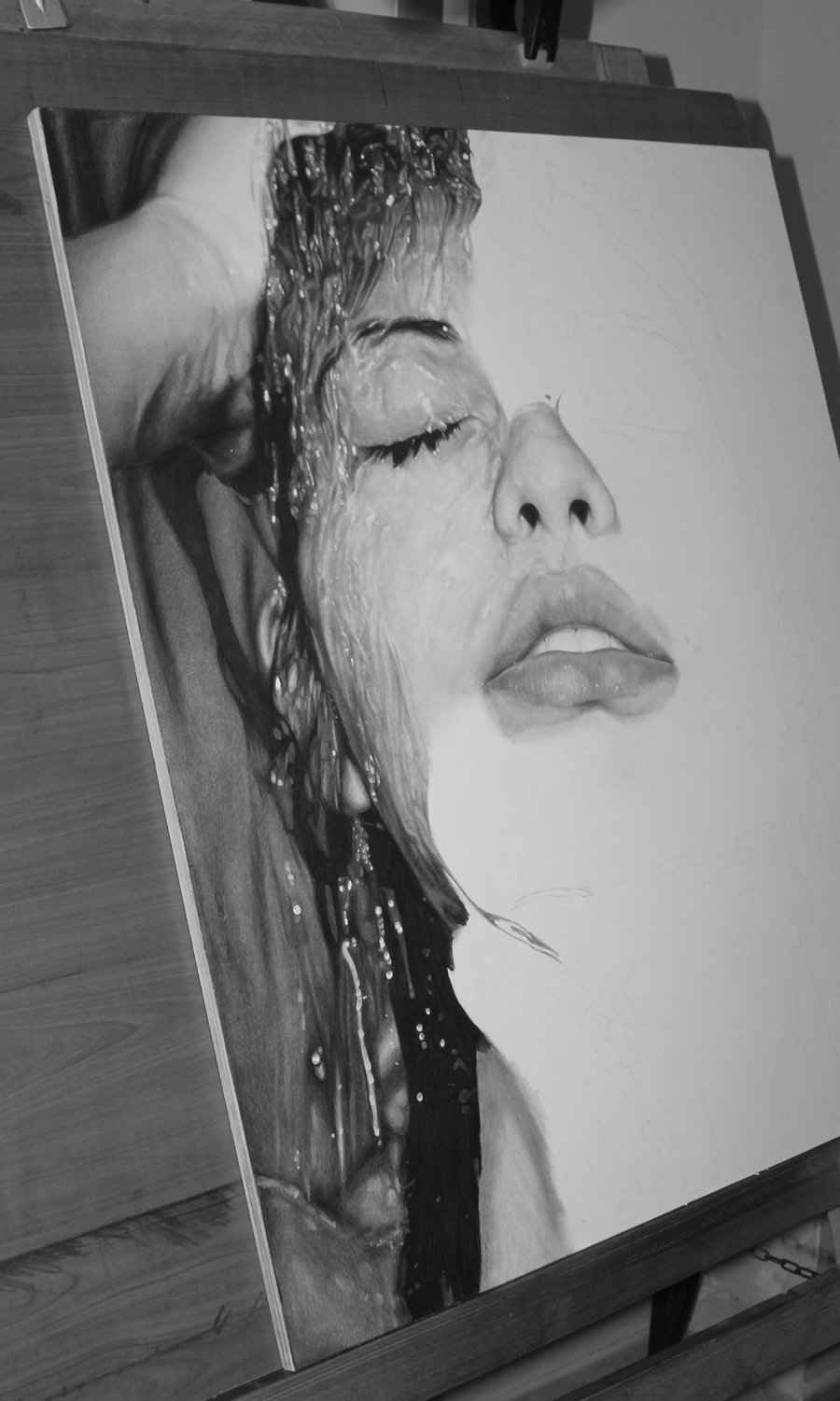 Diegokoi is a professional artist he drawn a lot of amazing pencil drawing which we feel just like photos here we posting some of his talents